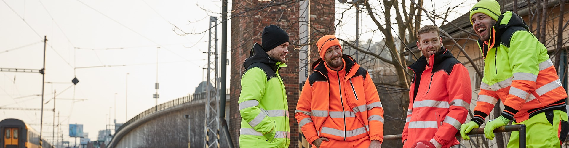 Hydrowear High Visibility Fleece
