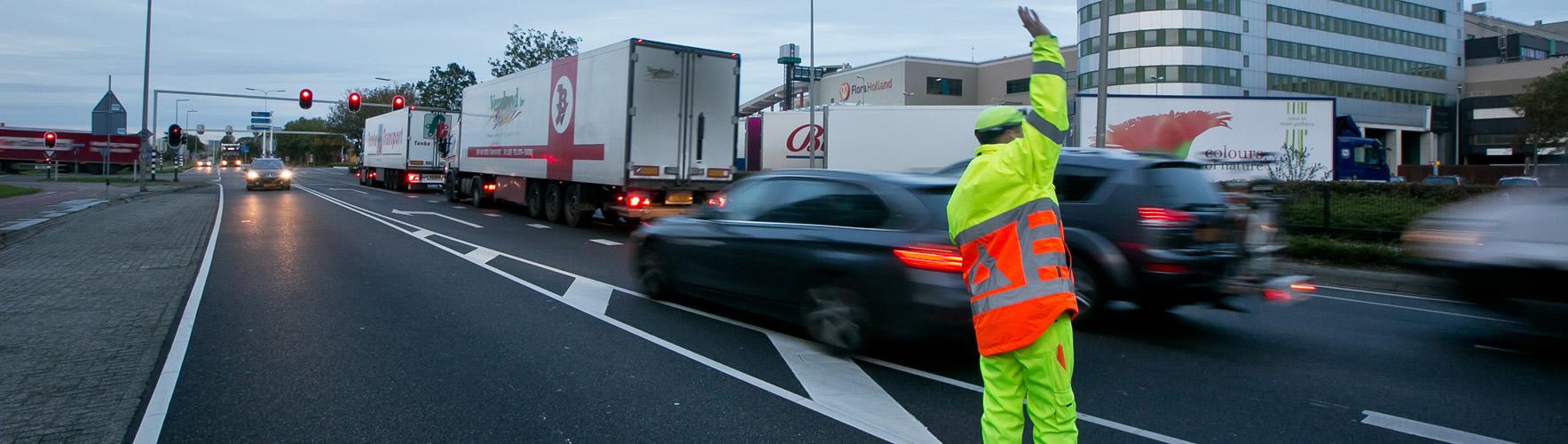 Verkeersregelaars-kleding