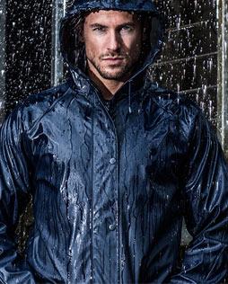 Regenkleding voor professionals