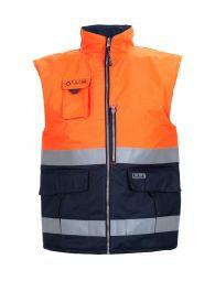 HW Bodywarmer Metz FR AST, ATEX, EN 20741