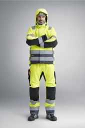 Snickers 1132 High-Vis Waterproof 37.5® Isolerend Jack Klasse 3