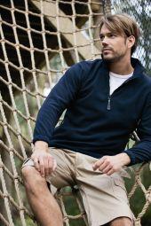 Santino Zip Fleecesweater Serfaus
