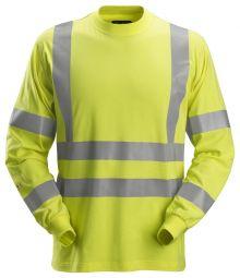 Snickers 2461 ProtecWork, T-shirt met Lange Mouwen klasse 3