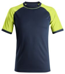 Snickers 2505 Neon T-shirt