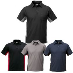 Snickers Poloshirt  A.V.S.™ 2636