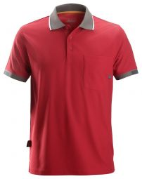 Snickers 2724 AllroundWork 37.5 ® Technologie Polo Shirt Chili Red