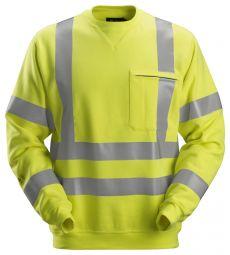 Snickers 2863 ProtecWork, Sweatshirt, High-Vis Klasse 3