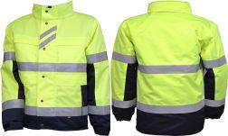 Midi Parka A-Line CE2 FY/N EN ISO 20471 klasse 2