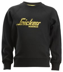Snickers 7509 Junior Logo Sweater