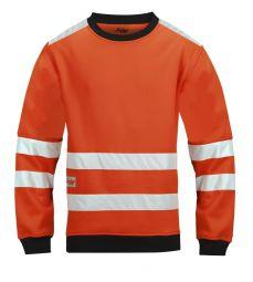 Snickers Micro Fleece Sweater 8053, Klasse 3