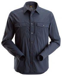 Snickers 8521 LiteWork, Shirt met Lange Mouwen