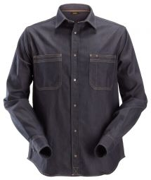 Snickers 8555 AllroundWork, Denim Shirt