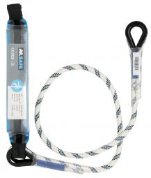 M-Safe 4060 vanglijn met valdemper 1,5 m