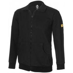 ESD Sweatshirt jack met steekzakken,EN 61340-5-1