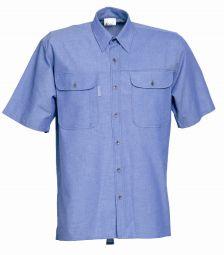 Overhemd korte mouw 1626 145gr/m², 100% katoen