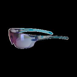 Hellberg veiligheidsbril Helium AF+AS smoke blauw
