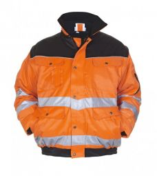 Hydrowear Pilotjack Halifax, Oranje-Zwart