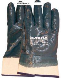 - Werkhandschoenen  Nitrile EN388