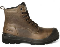 Mister Miles Safety Boots Santiago S3 Sand/Brown