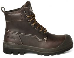 Mister Miles Safety Boots Explorer S3 Dark Brown