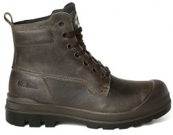 Mister Miles Safety Boots Time Bandit S3 Grey/Brown