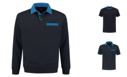 Polosweater Katoen/Polyester PSW300