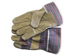 - Werkhandschoenen Varkensnerfleder EN 388 CE CAT:2