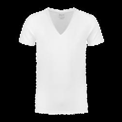 Santino T-shirt Jort V-neck Bamboe