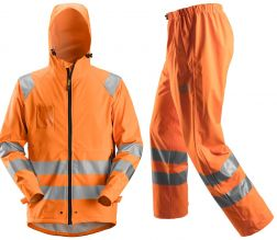 Snickers regenpak High VIs 8233-8243