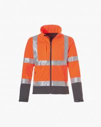 Softshell Safetyline EN ISO-20471