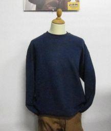 5 stuks sweatshirts comoblauw