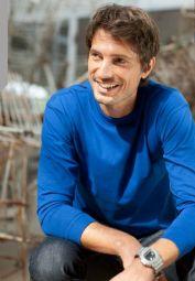 Santino T-Shirt James Long Sleeve190gr/m²