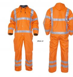 Regenoverall Simply No Sweat EN471 RWS Ureterp