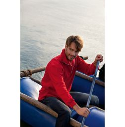 Santino Zip sweater Alex 50% Katoen/ 50% Polyester 280 gr/m²