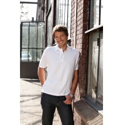 Santino Poloshirt Ricardo 60% Katoen/40% Polyester 210 gr/m²