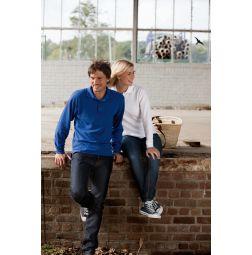 Santino Poloshirt Matt Long Sleeve 60% Katoen/ 40% Polyester 210 gr/m²