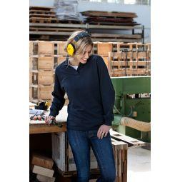 Santino Polosweater Rick Ladies 50% Katoen/ 50% Polyester 280 gr/m²
