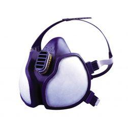 3M 4255 onderhoudsvrij masker A2P3D
