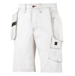 Snickers Schilders Shorts met holsterzakken 3075