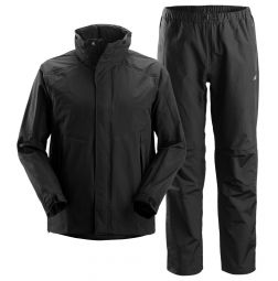 Snickers Regenpak 8378 EN 343. Waterproof, windproof en ademend.