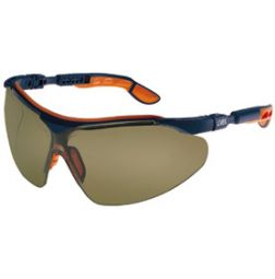 Veiligheidszonnebril i-vo blauw/oranje 9160068