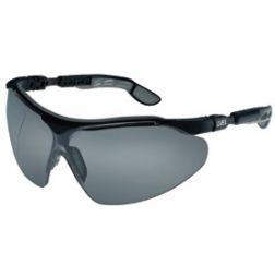 Veiligheidszonnebril i-vo zwart/grijs 9160076