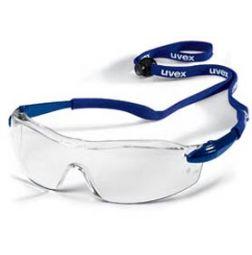 Veiligheidsbril  x-act ultradura blauw 9176120