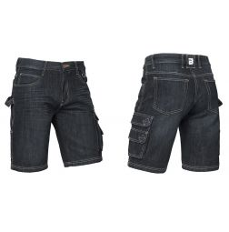 Brams Paris Short Ruben Denim