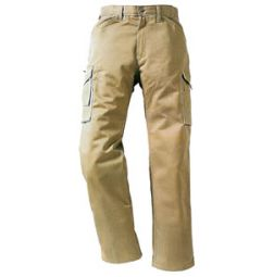 Snickers Werkbroek Legpocket Chinos