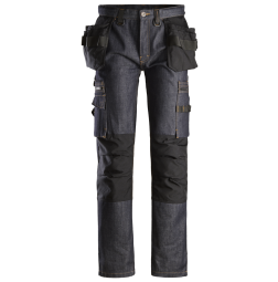 Dunderdon Denim Werkbroek P12 Raw