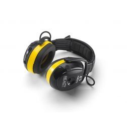Hellberg  REACT hoofdband AM-FM radio/LD, Level 2, SNR 30dB