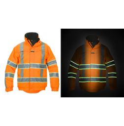 High Vis Pilotjack India Glow in the dark RWS