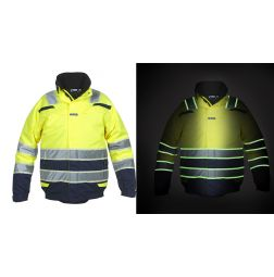 High Vis Pilotjack India Glow in the dark