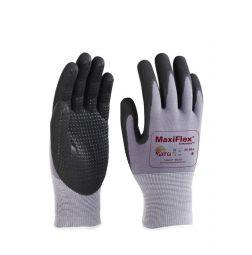 Werkhandschoenen Maxiflex voor precisiewerk met noppen